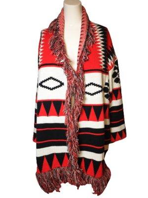 SheIn Abrigo de invierno multicolor