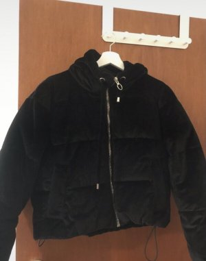 Topshop Outdoor Jacket black