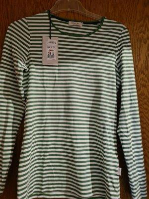 Maerz Muenchen Koszulka w paski zielony