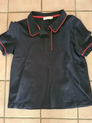 Maerz Muenchen Polo shirt rood-donkerblauw