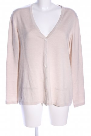 Maerz Muenchen Shirtjacke creme Casual-Look