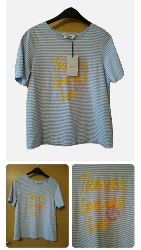 "MAERZ MÜNCHEN T-Shirt ""Travel Explore Live"", Größe 38"