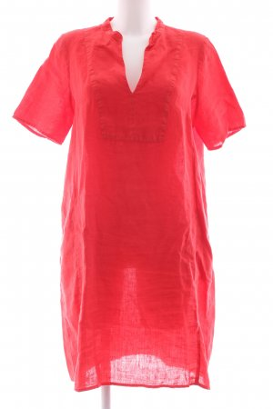 Maerz Muenchen Tunic Dress red casual look