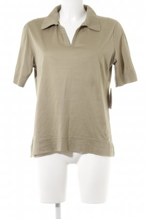 März Polo-Shirt khaki Casual-Look