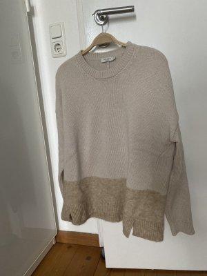 März Maglione di lana multicolore Lana