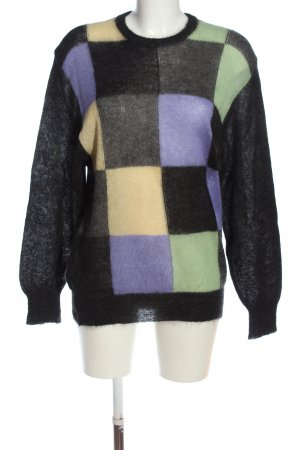 März Wollpullover mehrfarbig Casual-Look