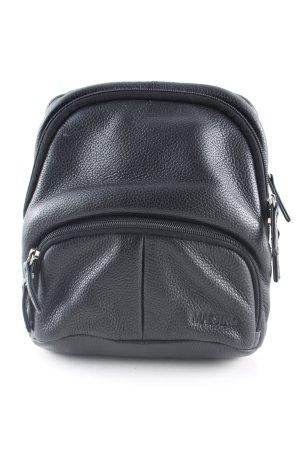Maestro Mini sac à dos noir style décontracté