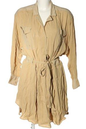Magali Pascal Abito blusa camicia crema elegante