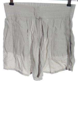 Magali Pascal High-Waist-Shorts light grey casual look