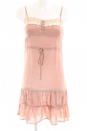 Magali Pascal Spitzenkleid pink Elegant