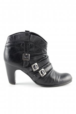 Magdalena Neuner Ankle Boots schwarz Casual-Look