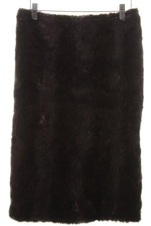 Magdaline Bailey Bleistiftrock schwarz Casual-Look