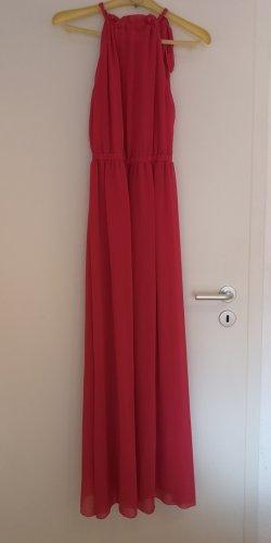 Magenta Kleid