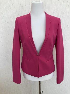 Boss Krótka marynarka różowy-magenta Poliester