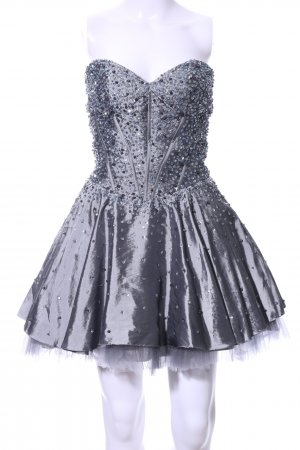 Magic Nights Abendkleid silberfarben Elegant