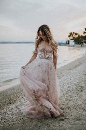 Magische Hochzeitskleid/Ballkleid