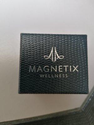 Magnetic Wellness Srebrny pierścionek srebrny
