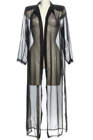 Magni Kimono noir style extravagant