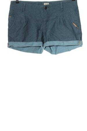 Ragwear Hot Pants blau Casual-Look