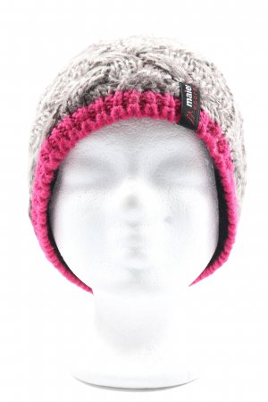 Maier Sports Bobble Hat flecked casual look