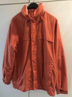Maier Sports Impermeabile arancione-arancio neon