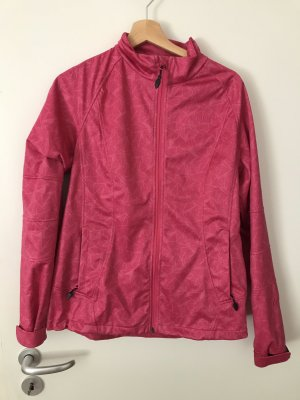 Maier Sports Giacca softshell rosa