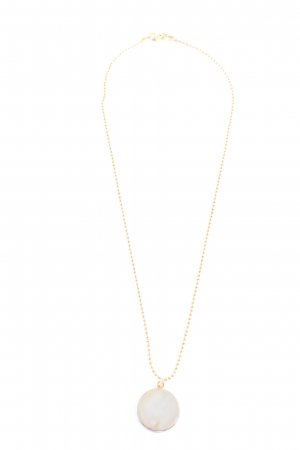 mainpunkt Necklace gold-colored-silver-colored casual look