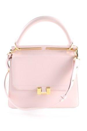 Maison Héroïne Henkeltasche pink Business-Look