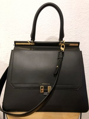 Maison Héroïne Briefcase black