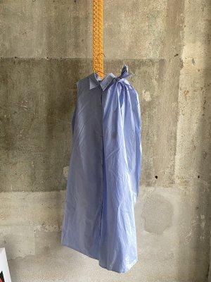 Maison Martin Margiela Abito blusa camicia azzurro Cotone