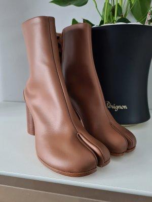 Maison Margiela Tabi Leder Boots Stiefeletten