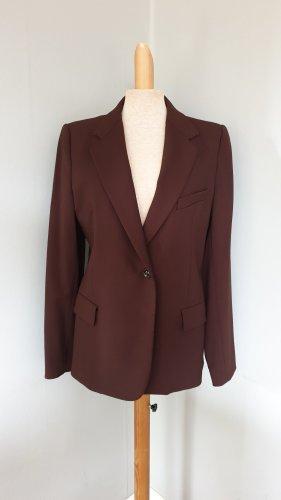 MAISON MARTIN MARGIELA blazer sakko jacke schurwolle Bordeaux gr.38 neu