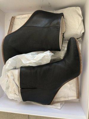 Maison Martin Margiela Boots Plexi Wedge