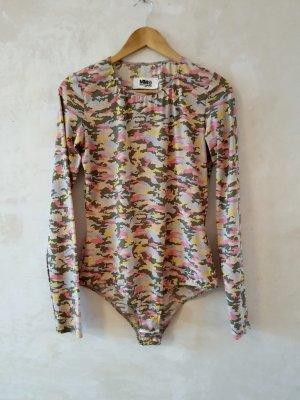 Maison Martin Margiela Basic Bodysuit multicolored