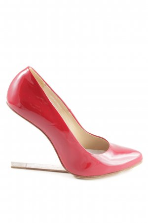 Maison Martin Margiela for H&M Spitz-Pumps rot Business-Look