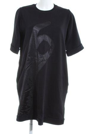 Maison Martin Margiela Sweat Dress black casual look