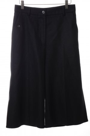 Maison Martin Margiela Woolen Trousers black business style