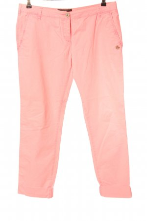 Maison Scotch 7/8 Length Trousers pink casual look