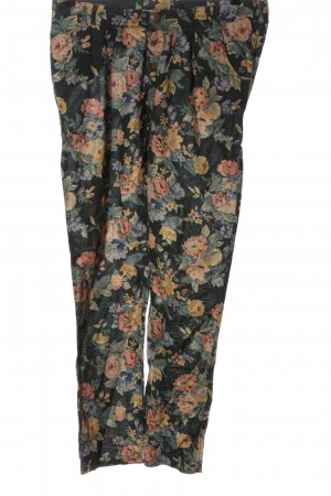 Maison Scotch Baggy Pants Allover-Druck Casual-Look