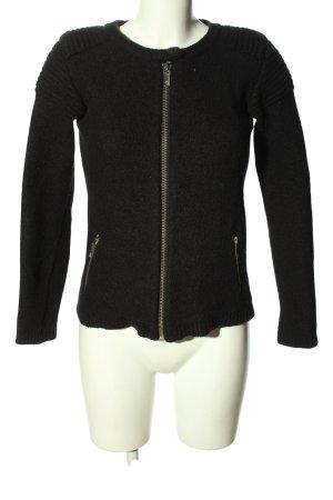 Maison Scotch Biker Jacket black casual look