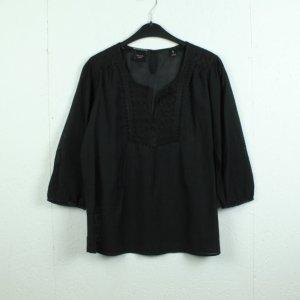 Maison Scotch Bluzka tunika czarny Bawełna