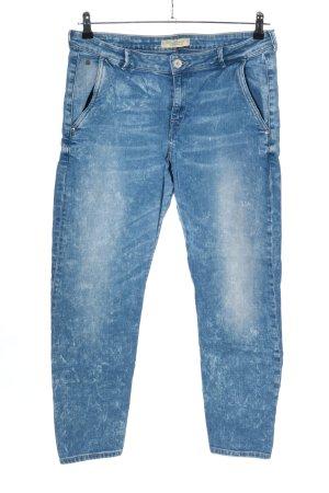 Maison Scotch Jeans boyfriend bleu style décontracté