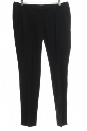 Maison Scotch Pleated Trousers black business style