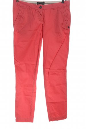 Maison Scotch Chinos pink casual look