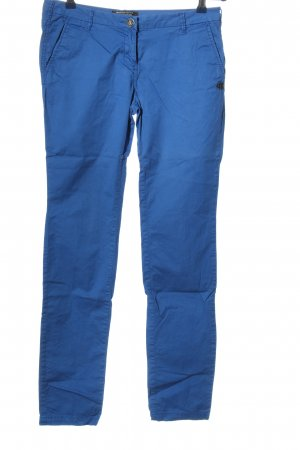 Maison Scotch Chinos blue casual look