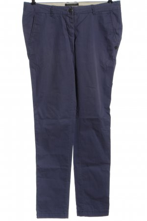 Maison Scotch Chinohose blau Business-Look