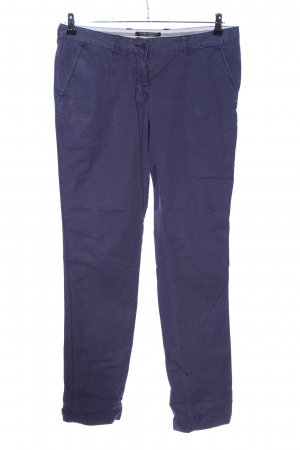 Maison Scotch Chinohose blau Casual-Look