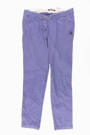 Maison Scotch Pantalone chino blu-blu neon-blu scuro-azzurro
