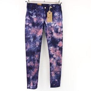 MAISON SCOTCH Damen Jeans LA PARISIENNE Gr W31 L32 Blau Straight Hose NP 89