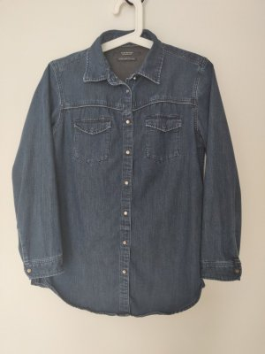 Maison Scotch Denim Jeans Hemd Gr. 1 / 36